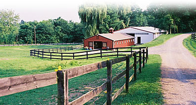 horse stable in Dutchess County, NY